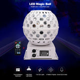 80W LED Audio Control Stage Light
