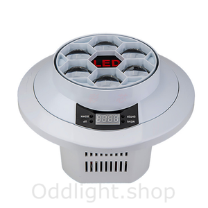 6 Bee Eyes Water Wave Stage Light