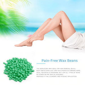 Stripless & Painless Wax Beans