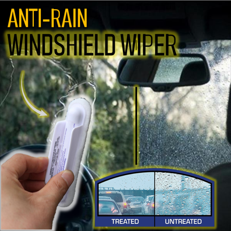 Anti-Rain Windshield Wiper