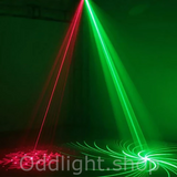 4 in 1 Pattern/ Laser/ Strobe/ Magic Ball Stage Light