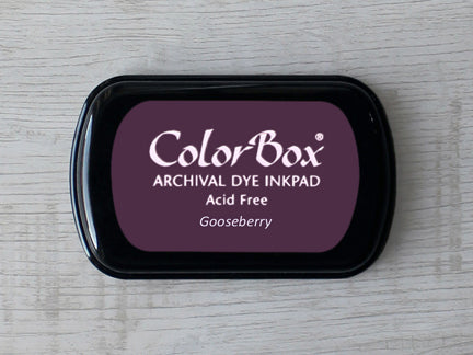 Gooseberry ColorBox Archival Dye Ink Pad