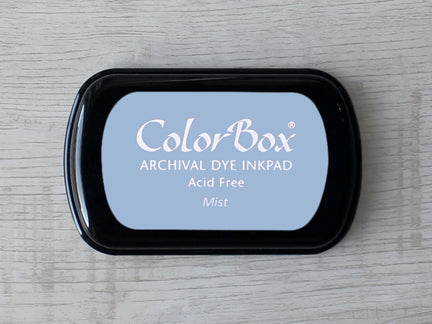 Mist ColorBox Archival Dye Ink Pad
