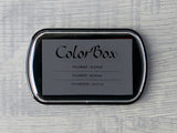 Antique Pewter ColorBox Archival Pigment Ink Pad