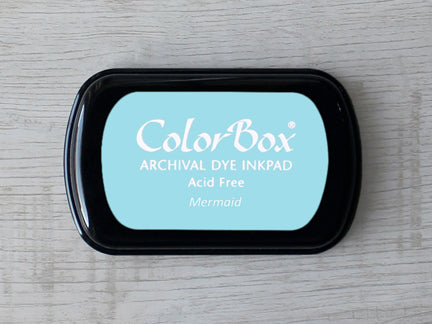 Mermaid ColorBox Archival Dye Ink Pad