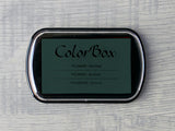 Hunter Green ColorBox Archival Pigment Ink Pad