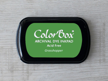 Grasshopper ColorBox Archival Dye Ink Pad