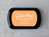 Toasted Apricot ColorBox Archival Dye Ink Pad