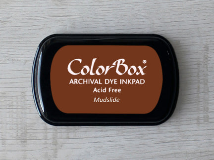 Mudslide ColorBox Archival Dye Ink Pad