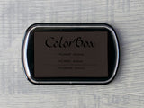 Chestnut ColorBox Archival Pigment Ink Pad