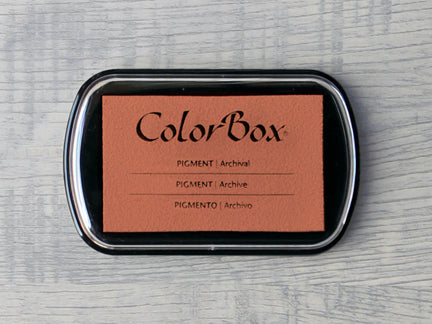 Stucco ColorBox Archival Pigment Ink Pad
