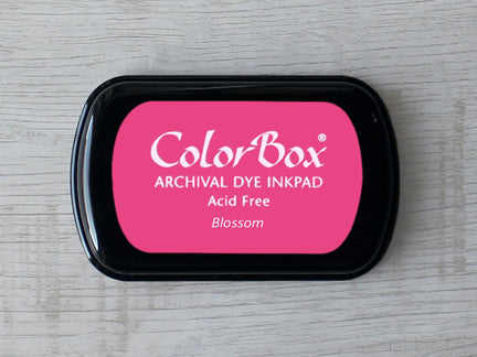 Blossom ColorBox Archival Dye Ink Pad