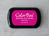 Very Berry ColorBox Archival Dye Ink Pad