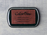 Bronze ColorBox Metallic Archival Pigment Ink Pad