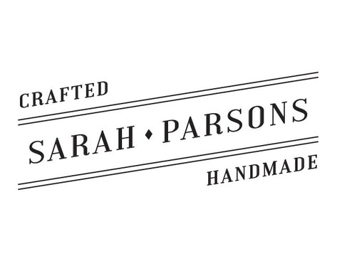 Parsons Custom Handmade By Stamp