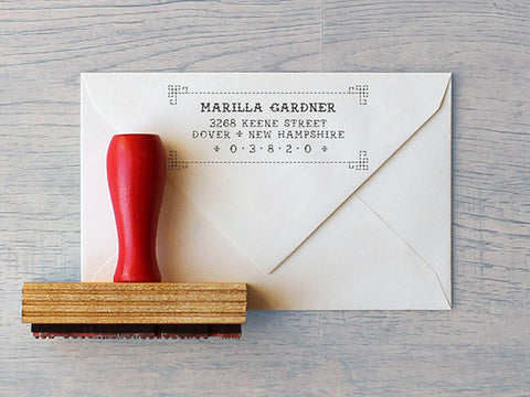 Marilla Custom Stamp