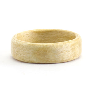 Size 8.5 Sycamore Bentwood Ring