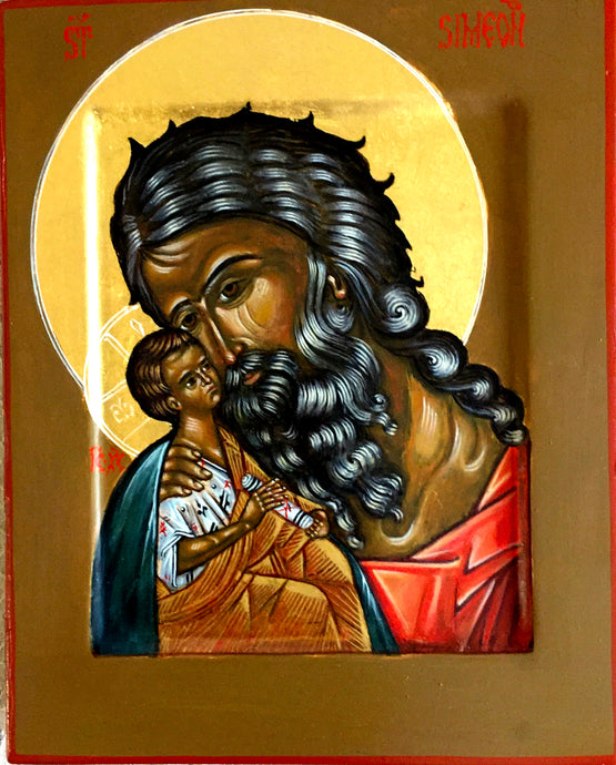St. Simeon and the Christ Child