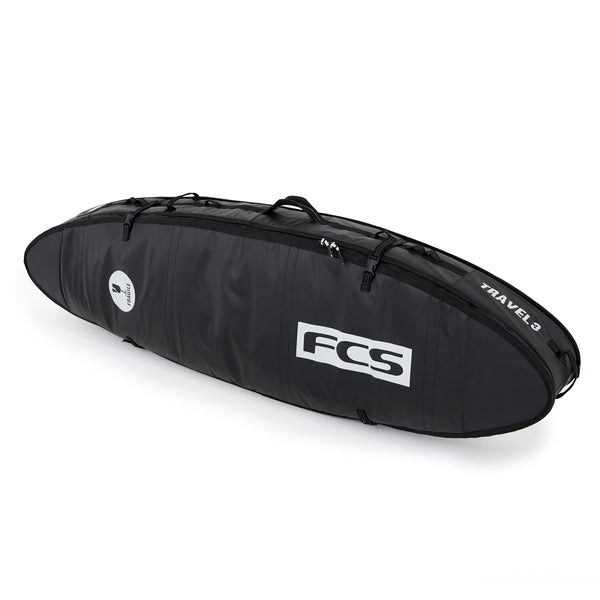 FCS Travel 3 All Purpose Surfboard Cover