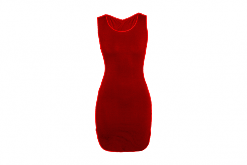 V-Day Red Dress