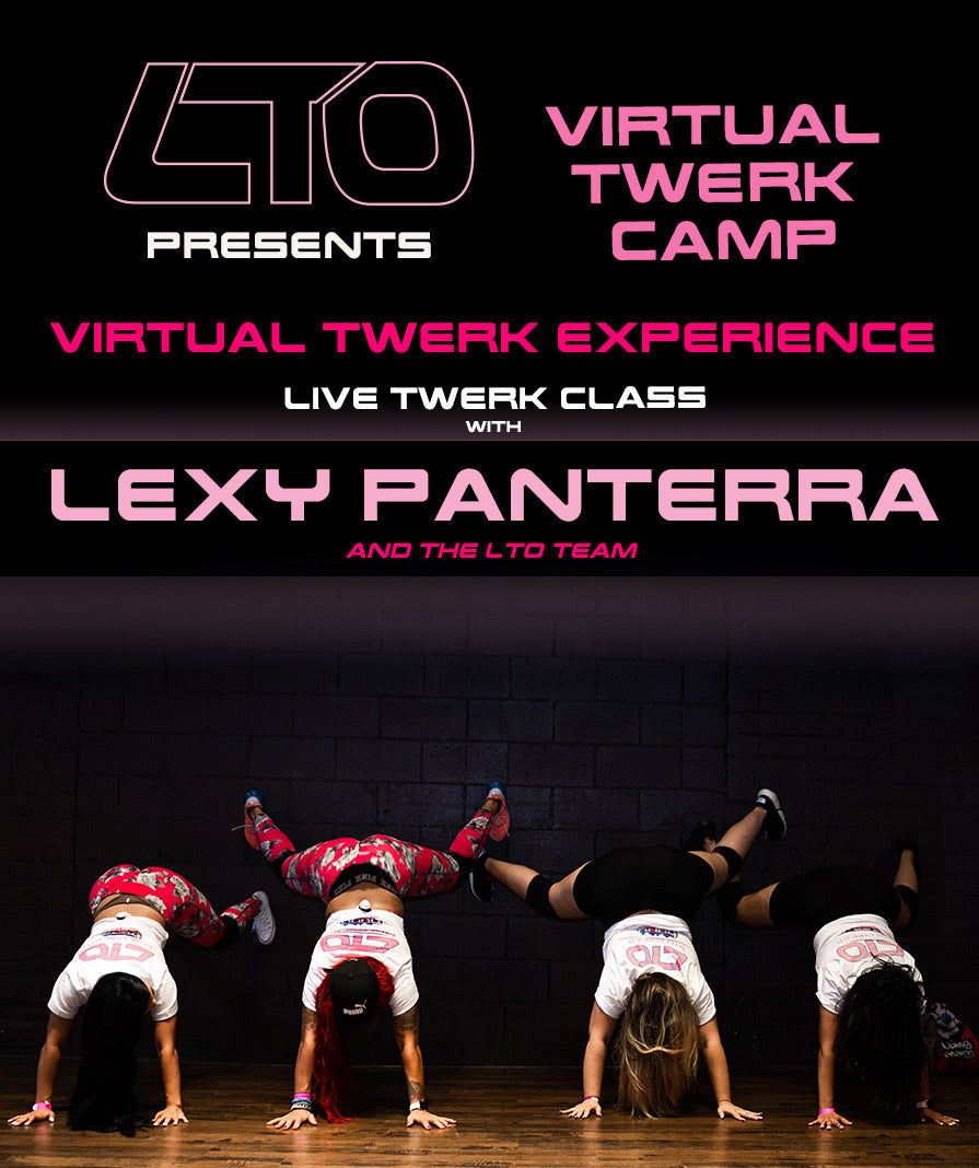 Virtual Twerk Camp