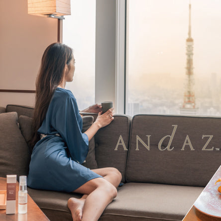 Andaz x AMATERAS staycation