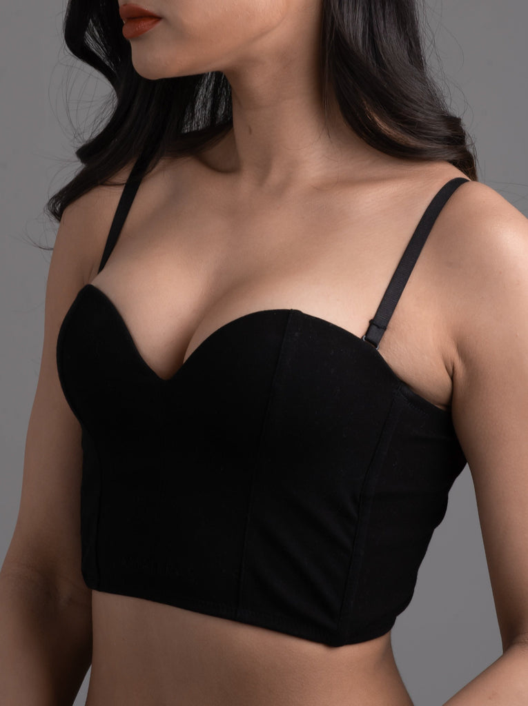Dreamy Bra / black