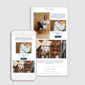 E-mail Newsletter Template