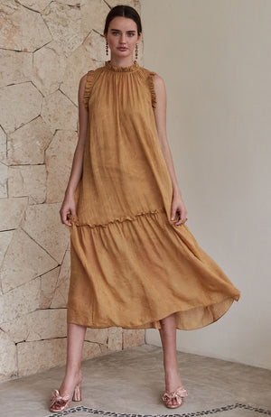 Load image into Gallery viewer, Gemma Dress - Sunset