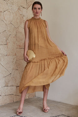 Gemma Dress - Sunset