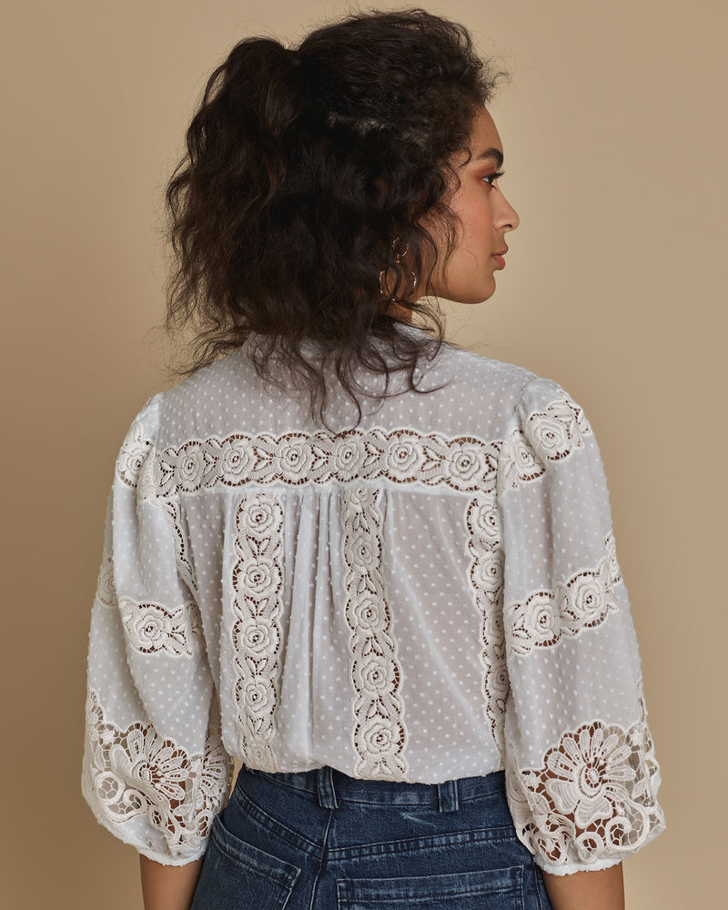 Load image into Gallery viewer, Colette Blouse