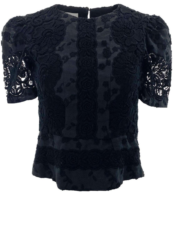 Clara Blouse - Black