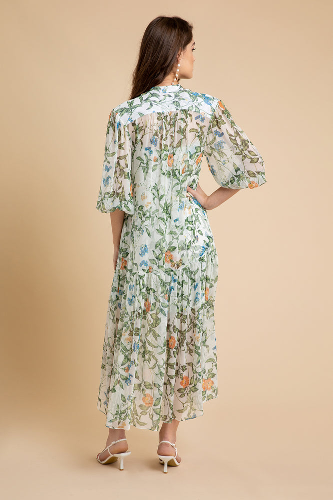 Load image into Gallery viewer, LANA DRESS - Rose of Sharon