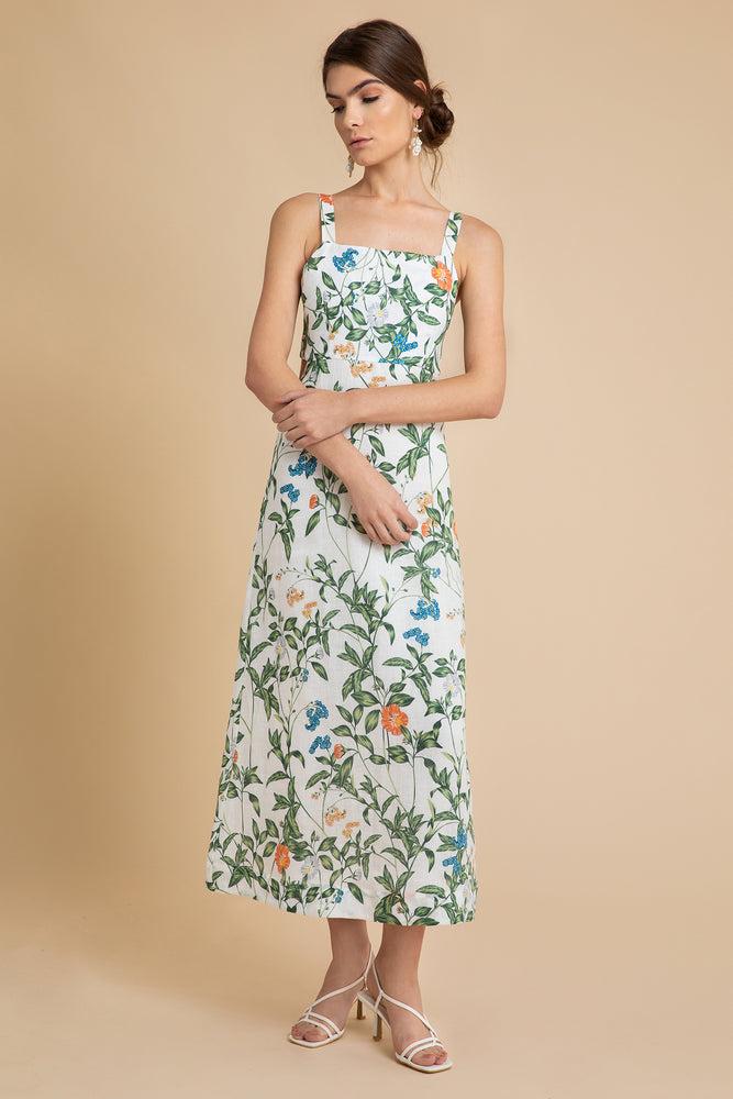 Tara Dress - Rose of Sharon