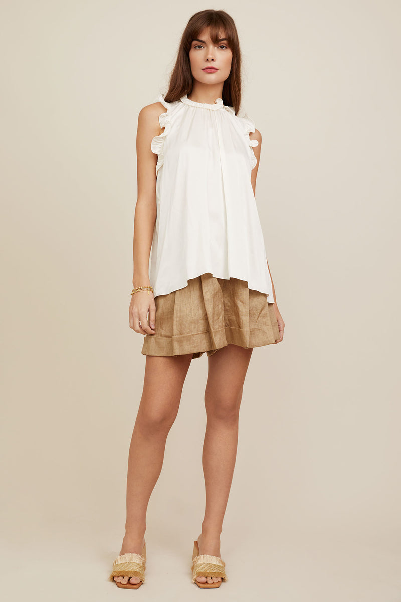 Renee Blouse - Ivory