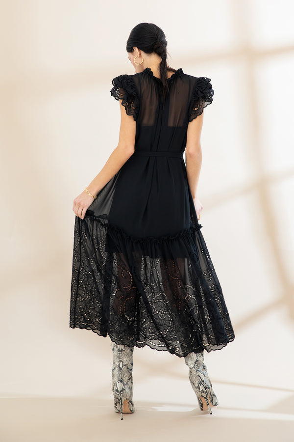 Juliette Dress - Black
