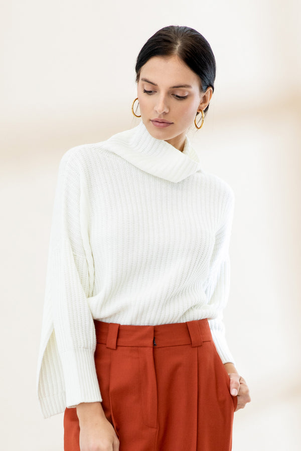 Ellie Sweater - Ivory