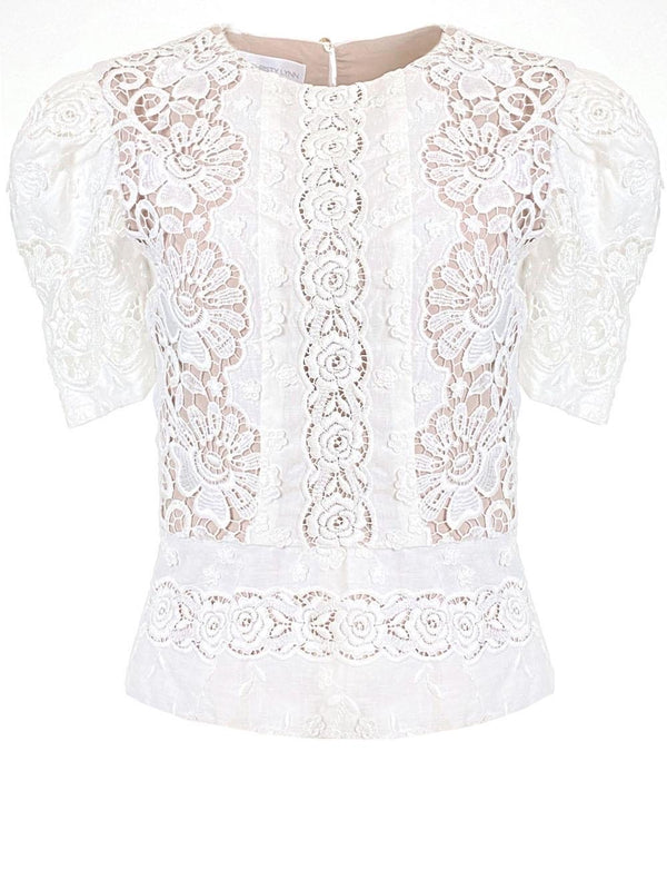 Clara Blouse - White