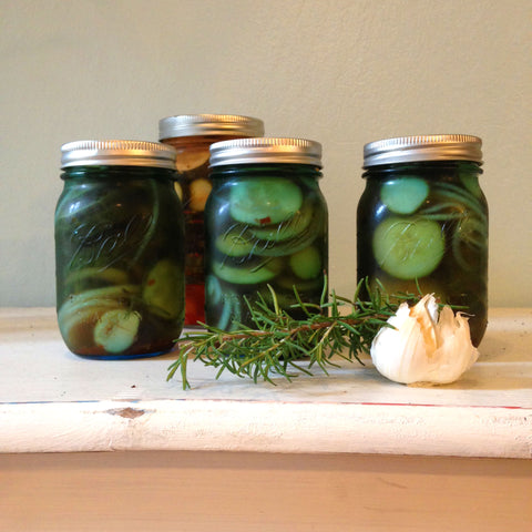 Rosemary Pickles