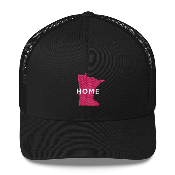 Minnesota Home Trucker Hat