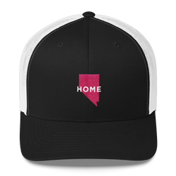 Nevada Home Trucker Hat
