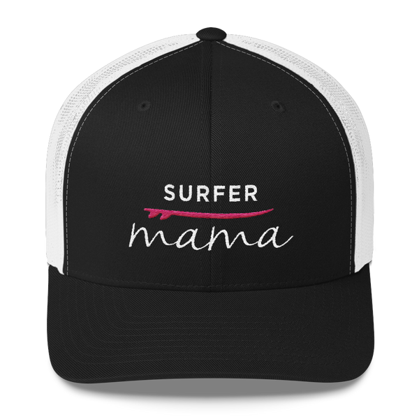 Surfer Mama Trucker Hat