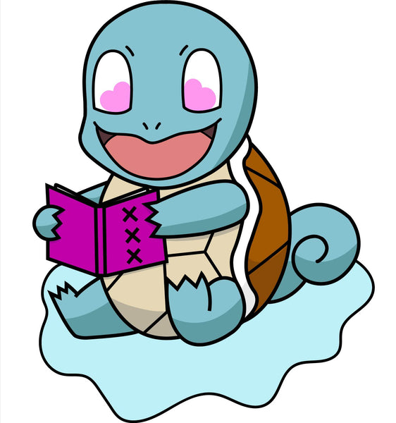 Wet Squirtle