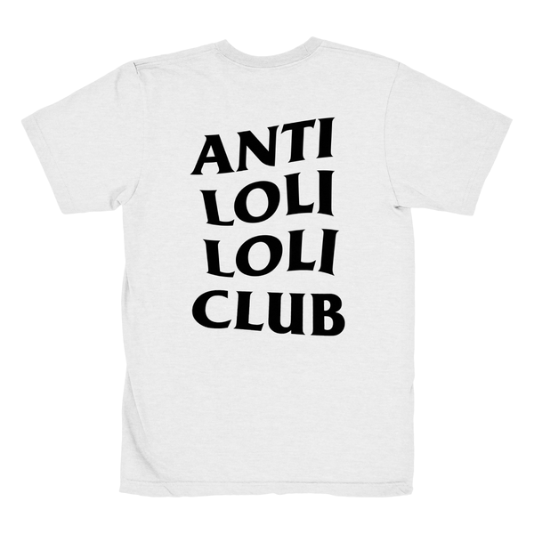 Anti Loli Loli Club White