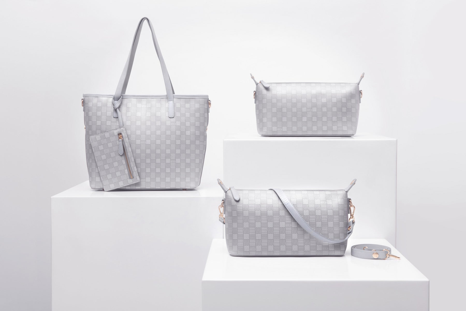 The Terra collection: Terra tote, crossbody bag and shoulder bag