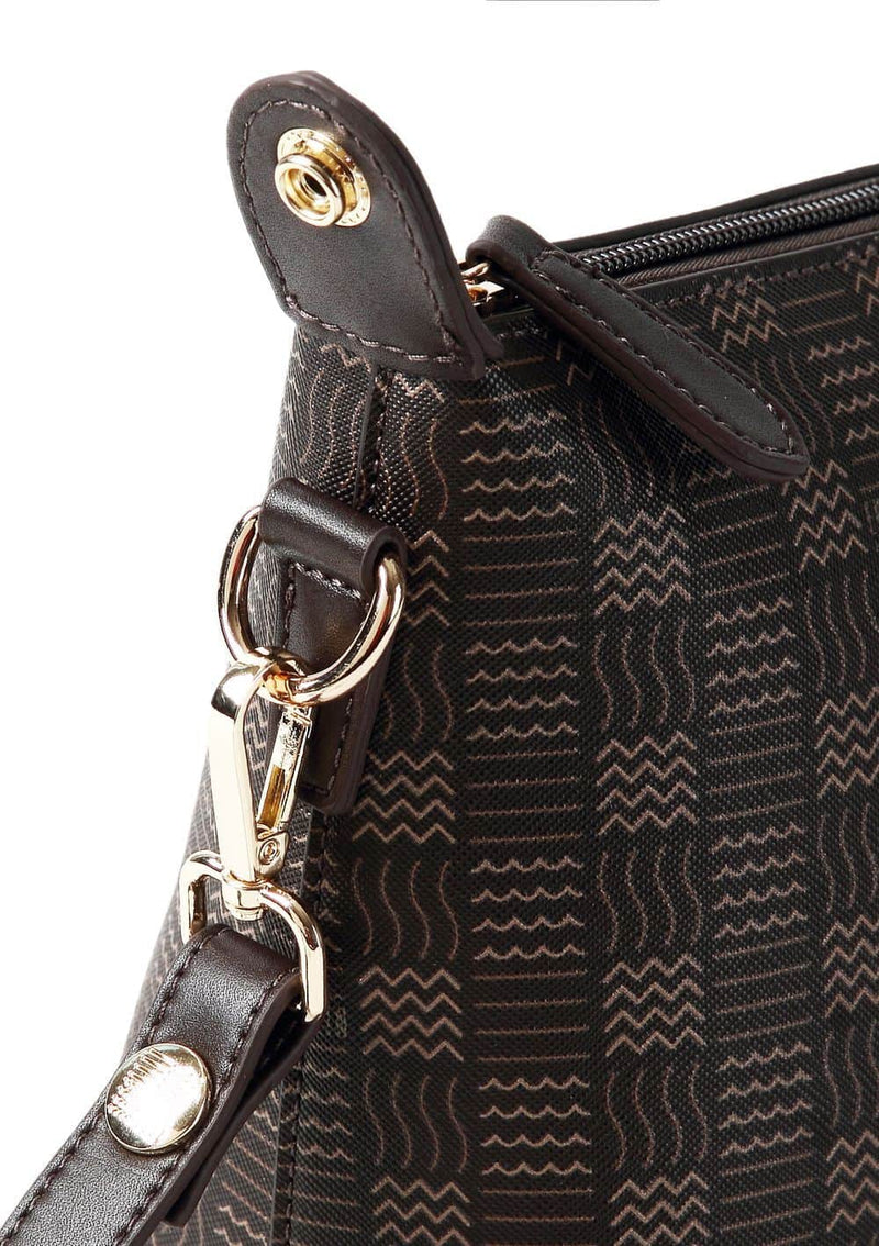Terra Shoulder Bag - Bark-Eurthlin