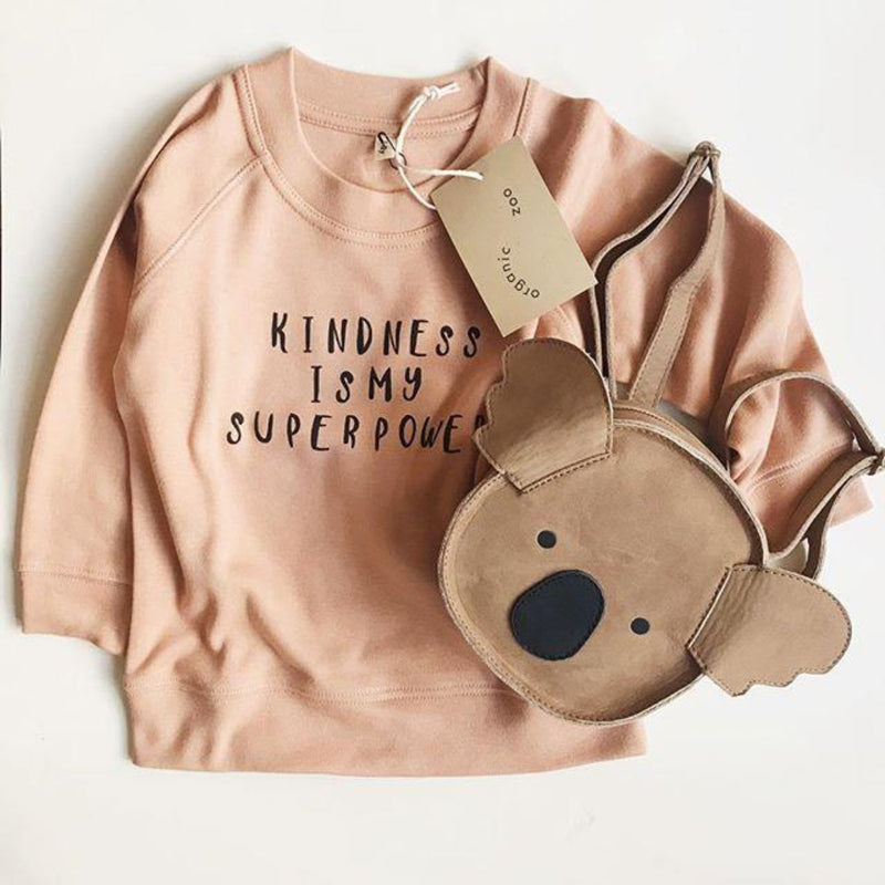 Kindness Jersey-Tops-Organic Zoo-sawyer + crew-Baby Clothing-Kids Clothes-Toddler Clothes