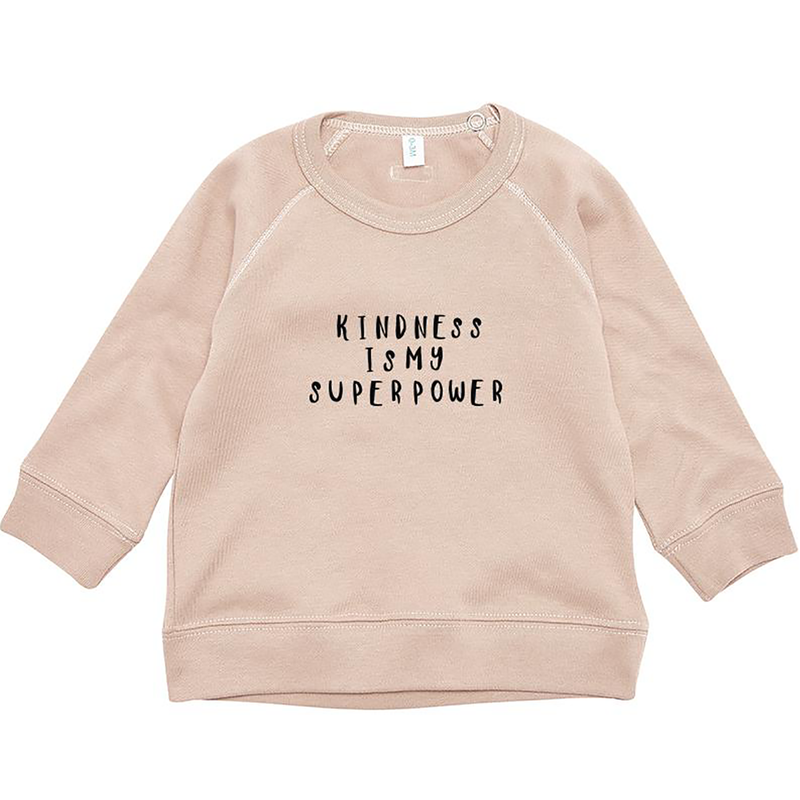 Kindness Jersey-Tops-Organic Zoo-6-12m-sawyer + crew-Baby Clothing-Kids Clothes-Toddler Clothes