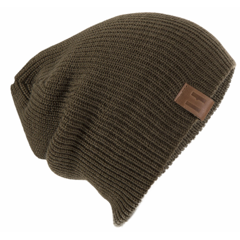 Unisex Knit Beanie - Olive-Hats-Beau Hudson-small-online baby shop- online boutique for kids-sawyer + crew-Baby Clothing-Kids Clothes-Toddler Clothes- cute newborn clothing-clothing for babies- mommy and me-twinning tees-graphic tees for moms and kids-online boutique for babies-boho clothes for kids-online store for kids-organic clothing for babies