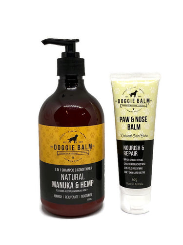DoggieBalm Bathtime Nourish Pack